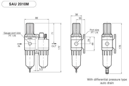 The 8 best filter regulator lubricators