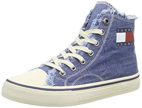 Tommy Hilfiger Women Hightop Tommy Jeans Sneaker Women's Women Sneakers