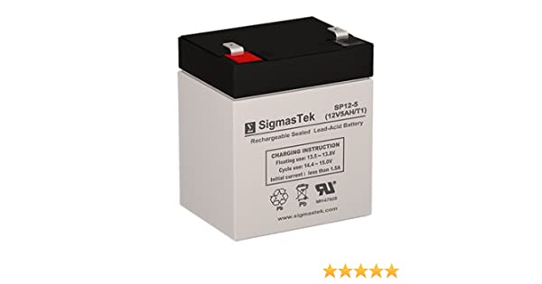 Ademco Vista 10P Compatible Replacement Battery