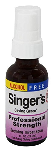 Singer's Saving Grace Professional Strength - Alcohol Free
