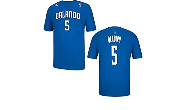 ... Amazon.com Orlando Magic Victor Oladipo Blue Name and Number T-Shirt  (2X ... ce13f4470