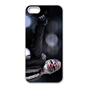 payday enhanced iPhone 5 5s Cell Phone Case White xlb2-265586