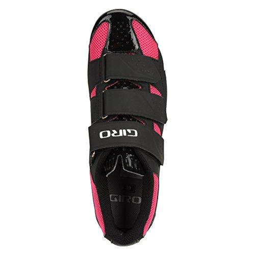 Giro Womens Salita Ii Scarpe Da Strada - Prestazioni Esclusive Nero / Rosa