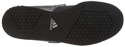 adidas Powerlift, Botines para Hombre Beige (Black/Grey)