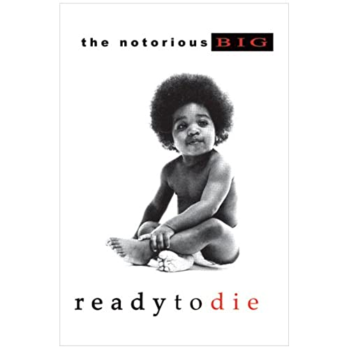 The notorious b i g ready to die music poster print 24 by 36 inch