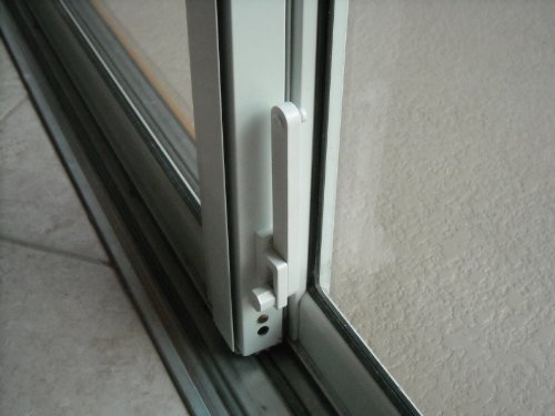 Deerfield Sliding Glass Door Deadbolt Lock Aluminum Frame