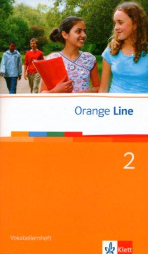 Orange Line / Vokabellernheft Teil 2 (2. Lehrjahr)