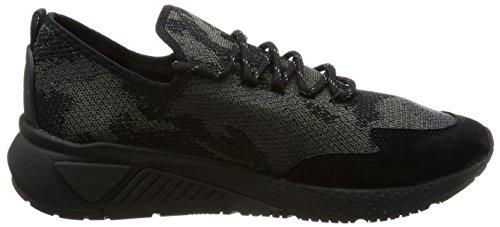Homme Kby Sneakers Diesel Y01534 Baskets SKB S Black Schwarz EC7YwY1q
