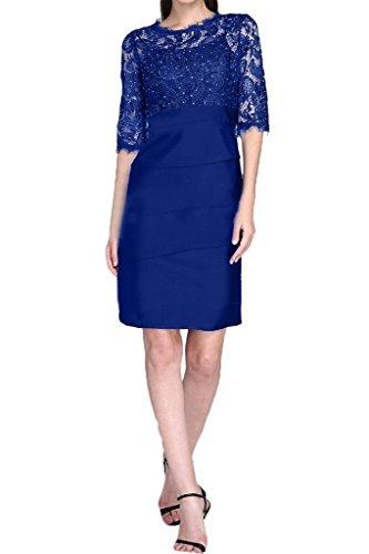 Missdressy - Robe - Femme -  bleu - 34