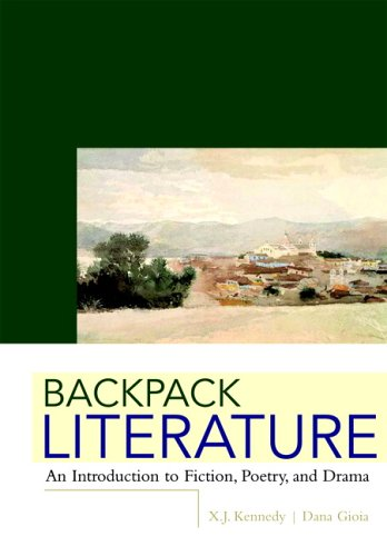 literature an introduction to fiction poetry and drama Description for introductory courses in literature this package includes myliteraturelab ® cultivate a love of literature literature: an introduction to fiction, poetry, drama, and writing, 13/e is a book to lead readers beyond the boundaries of self and see the world through the eyes of others.