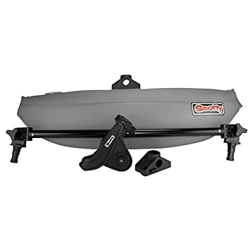 Inflatable Canoe Outrigger