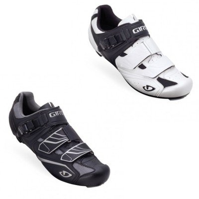 Giro 2013 Men's Apeckx HV Wide Road Bike Shoes (Black - 45.5)