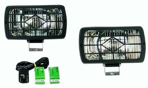 Alpin 61411 Set lampada ausiliaria rettangolare