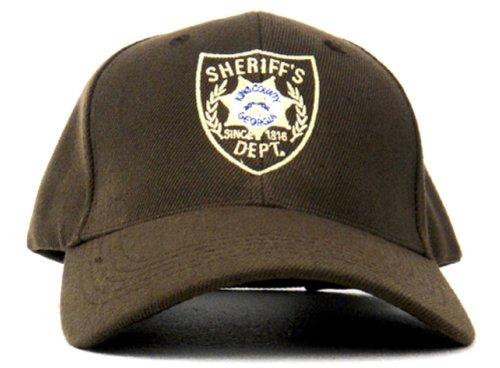 The Walking Dead King County Georgia Sheriff's Dept. Baseball Hat Cap