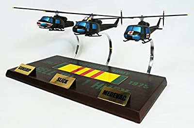 Mastercraft Collection Vietnam Huey Collection Model Scale: 1/48
