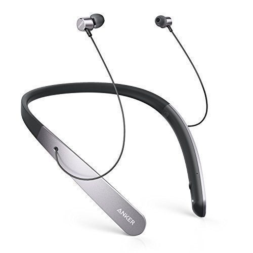 Anker SoundBuds Life Wireless Lightweight Neckband Headphones, Professional...