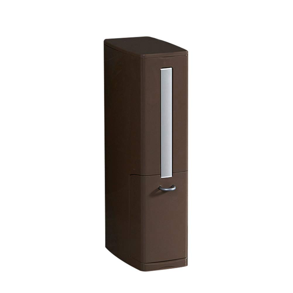 Coffee Bin Acreny Plastica Bidone della Spazzatura Set Toilette Spazzola Bidone dei Rifiuti Pattumiera Sacchetto per Immondizia Erogatore