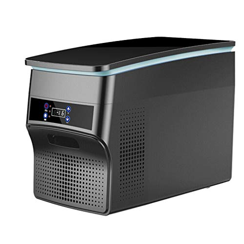 Tx- Car Refrigerator Portable Compressor Fridge Freezer Car and Home are Available 12v/24v/220V (Size : 32L)