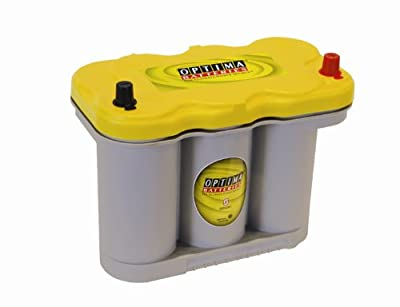 Optima 8037-127 D27F YellowTop Starting and Deep Cycle Battery