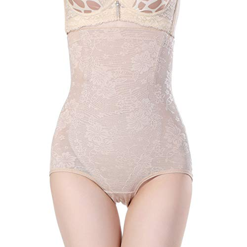 961a5d6063 HITSAN INCORPORATION Plus Size High Waist Trainer Tummy Control Thong  Seamless Underwear Body Shaper Building Shapewear