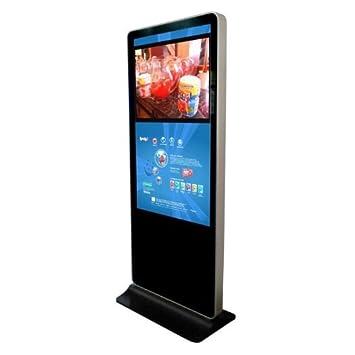 PlentiMedia 40 Zoll LCD Kiosk StandDisplay Media Amazonde Elektronik Magnificent Multimedia Display Stands