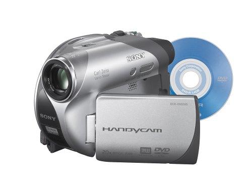 amazon com sony dcr dvd105 dvd handycam camcorder with 20x optical rh amazon com sony handycam dcr-dvd105 manual en español sony handycam dcr-dvd105 manual en español