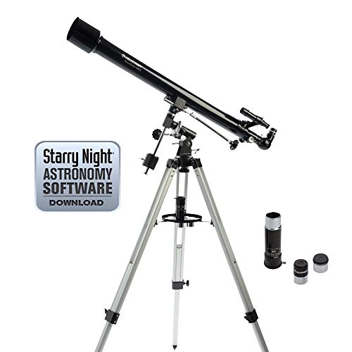 Celestron 60mm Equatorial PowerSeeker EQ Telescope