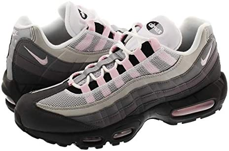 AIR MAX 95 PRM BLACK/PINK FOAM/GUNSMOKE/GREY FOG [並行輸入品]