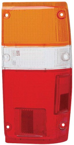 (TYC 11-1347-02 Toyota Passenger Side Replacement Tail Light Assembly)