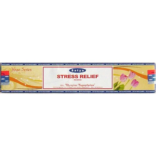 Stress Relief Incense - Satya Yoga Serie - Satya Yoga Series Incense Shopping Results
