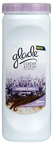 Glade Carpet & Room Deodorizer - Lavender & Vanilla - 32 oz by Glade