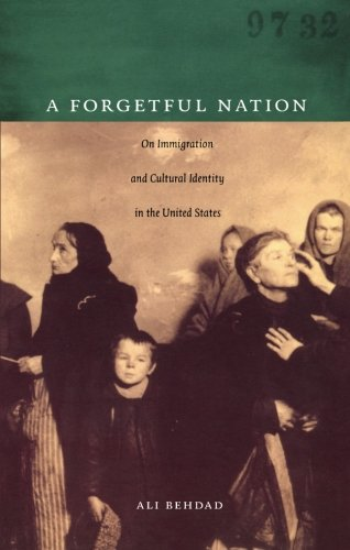 A Forgetful Nation: On Immigration and Cultural Identity in the United States