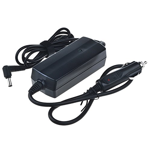 AT LCC 12 Volts Car 12V DC Adapter For Naxa NTD-15-555 NTD-1