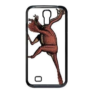 samsung s4 9500 phone case Black Dinosaur VFR4438291