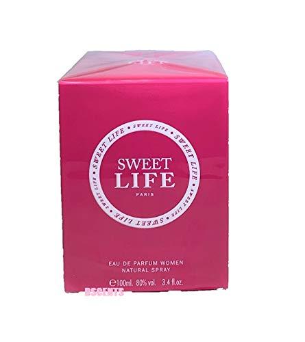 Sweet Life by Geparlys Eau De Parfum Spray 3.4 oz for Women