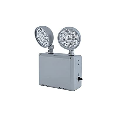 Emergency Lights - Wet Location - All Led