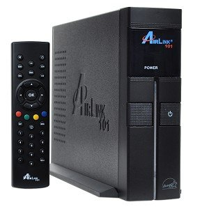 AirLink 101 ATVC102 Digital to Analog TV Converter Box with Analog Pass Through by AirLink