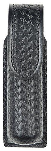 Safariland Duty Gear MK4 Hidden Snap OC Pepper Spray Holder Basketweave Black