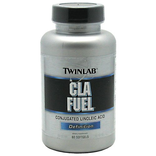 TWINLAB, CLA Fuel - 60 softgels