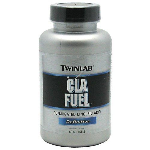 TWINLAB, CLA Fuel - 60 softgels
