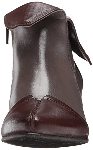 Fidji Womens V289 Boot Chocolate Grey