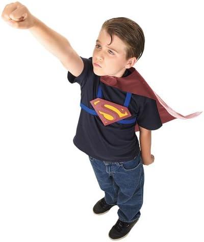 Mattel Supermann - Disfraz de Superman para niño: Amazon.es ...