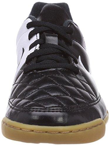 Nike - JR Tiempo Rio II IC - Couleur: Noir - Pointure: 32.0