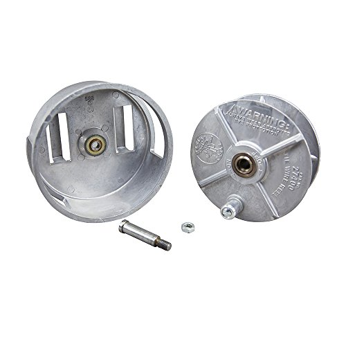 Tie-Wire Reel, Lightweight Aluminum, Left Handed and Right Handed Klein Tools 27400 by Klein Tools (Image #6)