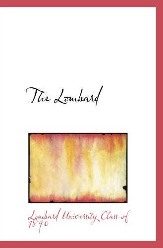 Download The Lombard PDF