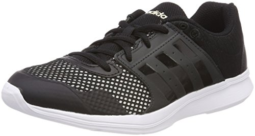 Femme W Ii Fun Black Noir chalk S18 Essential Gymnastique De carbon Core Adidas Chaussures core White S18 qEt05f