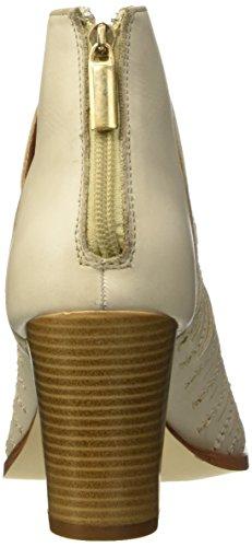 BPrivate E0703x Damen Kurzschaft Stiefel Elfenbein (Ice)