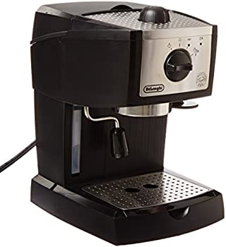 DeLonghi EC155 15 BAR Pump Espresso & Cappuccino Maker