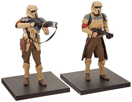 Kotobukiya Scarif Stormtrooper Action Figure (2 Pack)