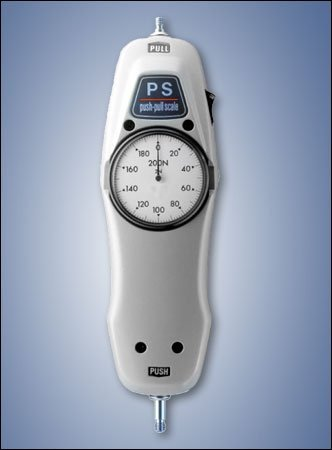 30 lbf Capacity PS-30 High Precision Mechanical Force Gauge